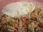 Nasi Goreng ~ Indonesian Style Fried Rice