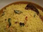 Lemon Rice ~South Indian Fried Rice