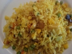 Vegetable Rice Palao
