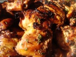Marshallese Style Grilled Chicken and hennatattoos